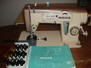 two sewing machines for sale. (reduced)