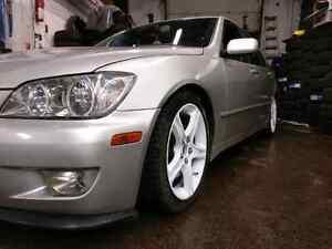 2002 Lexus IS300 - Manual