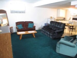Fully furnished basement suite to call home !  Edmonton Edmonton Area image 3