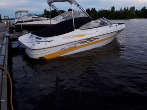bateau mariah sx 18