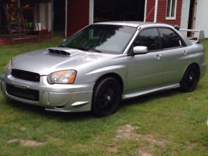 Subaru wrx sti négociable