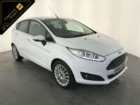 2014 64 FORD FIESTA TITANIUM AUTOMATIC HATCHBACK SERVICE HISTORY FINANCE PX