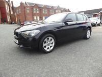 2013 BMW 1 Series 1.6 114d ES Sports Hatch 5dr (start/stop)