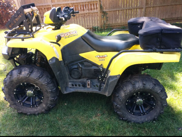 Used 2005 Suzuki King Quad 700