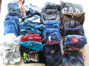 Boys clothes, Bulk Lot, ROOTS, NIKE, HILFIGER, GAP, GUESS (M)