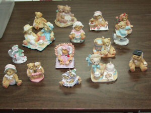 Cherish Teddies figurines