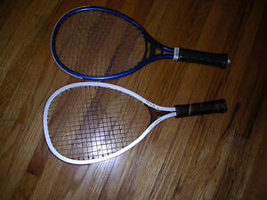 $5 for a pair of junior tennis racquets