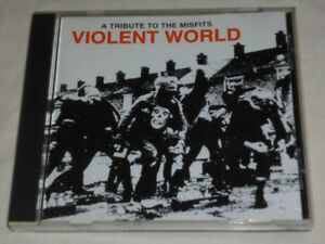 Misfits tribute CD Violent World