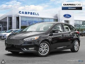 2016 Ford Focus Titanium LEATHER-NAV-POWER ROOF-BEST BUY