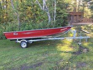 Save - Boat and trailer package. Like new condition