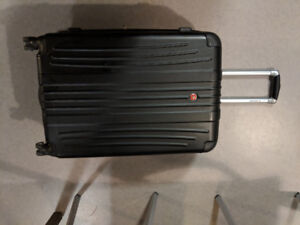 Suitcase  - Great Condition -Expandable Upright