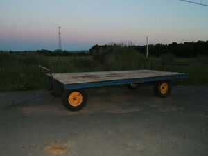 I have 3 Farm Wagons For Sale