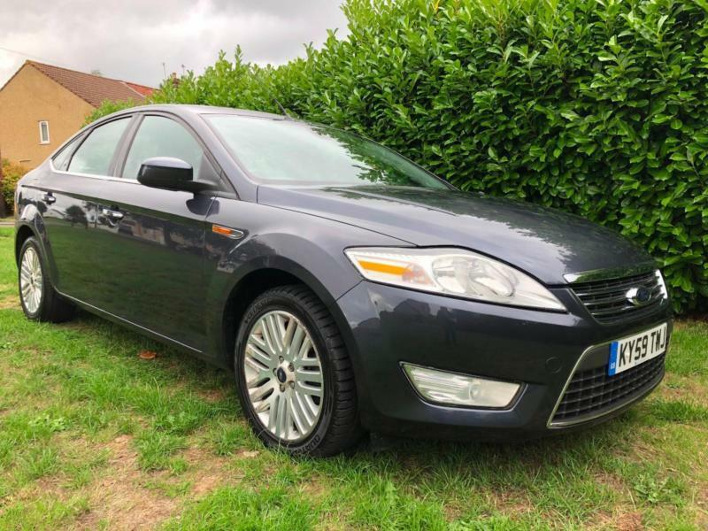 2009 59 Ford Mondeo 2 0tdci 140 Ghia 2 Owners 10 Services