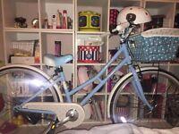 Victoria Pendleton Littleton bike