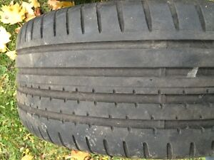 high end tires for sale -good tread left West Island Greater Montréal image 4