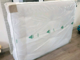 Good quality double orthopaedic mattress packaged can deliver
