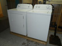 WASHER & DRYER  BRAND NEW    5 YR WARRANTY