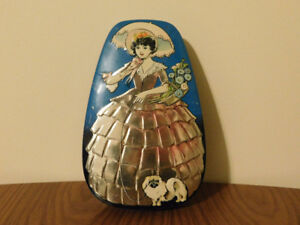 Vintage George W. Horner Toffee Candy Tin