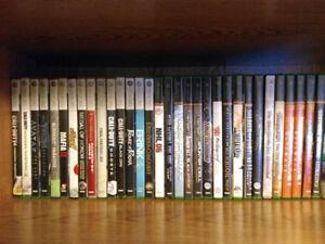 Lot Xbox et Xbox 360!