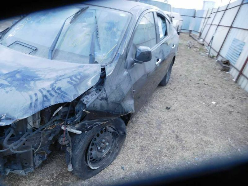 Engine 1.6l Vin C 4th Digit Hr16de Fits 12 Versa 87851