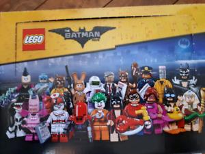 Lego série Batman new 20 minifigurines