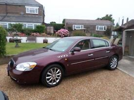 BUICK SPECIAL LUCERNE V8 Just 3315 miles from new American Car, Burgundy, Auto,
