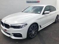 2018 18 BMW 520D M SPORT PLUS - BRAND NEW - LIST PRICE ?44,000 - PX/FINANCE