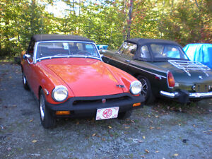 Looking for: good MG Midget top