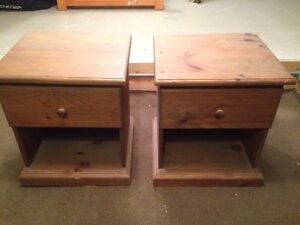 Night stands/end tables