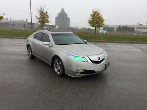2009 Acura TL Navigation, backup cam, new brakes,technology pack