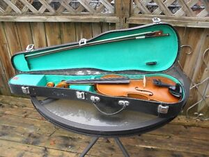 3/4 Violin Fron the 40s to 50s