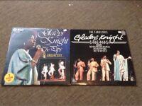 "Gladys Knight & The Pips 12"" Vinyl Albums"