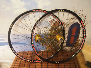 "26"" ATB disc brake wheel set"