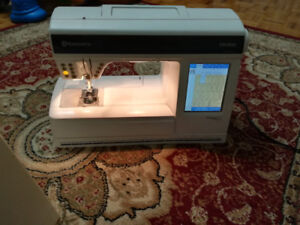 Husqvarna viking designer 1 sewing/embroidery machine