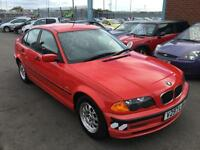 BMW 318 1.9i 146K JULY 17 MOT BARGAIN PX TO CLEAR