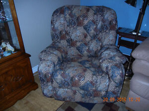 recliner / rocker chair
