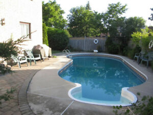 Well Maintained 3Bed+4Bath Detach/Corner Lot/Fin Bsmt/Pool/Ajax