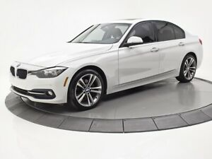 2016 BMW 3 Series 320i xDRIVE CUIR ROUGE, TOIT, MAGS, BTH