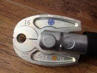 Klauke crimping tool