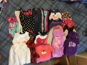 Girls fall/winter package 24 mths + 2T **REDUCED**