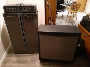 Fender Mustang 4x12 Cabinet