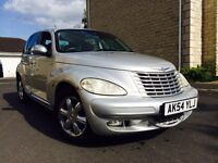2005 CHRYSLER PT CRUISER LIMITED EDITION 2.1 AUTO LEATHER HEATED SEATS* * CAMBELT DONE