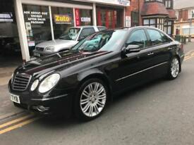 Mercedes-Benz E320 3.0CDI 7G-Tronic CDI Sport leather nav FULL HISTORY