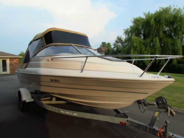 Used 2000 Bayliner Capri 1952