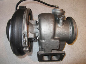 Caterpillar C12 rebuilt turbocharger Regina Regina Area image 8
