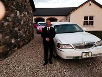 Limo hire/limousine hire