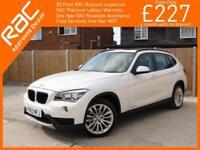 2012 BMW X1 xDrive20d SE Turbo Diesel AGS 6 Speed Auto 4x4 4WD Pan Roof Sat Nav