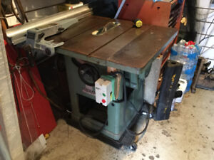 10 INCH GENERAL TABLE  SAW