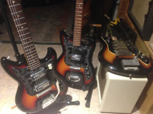 Teisco Del Ray Stratocaster style.