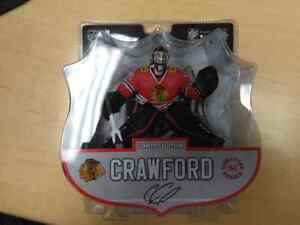 Corey Crawford Chicago Blackhawks Imports Dragon figure